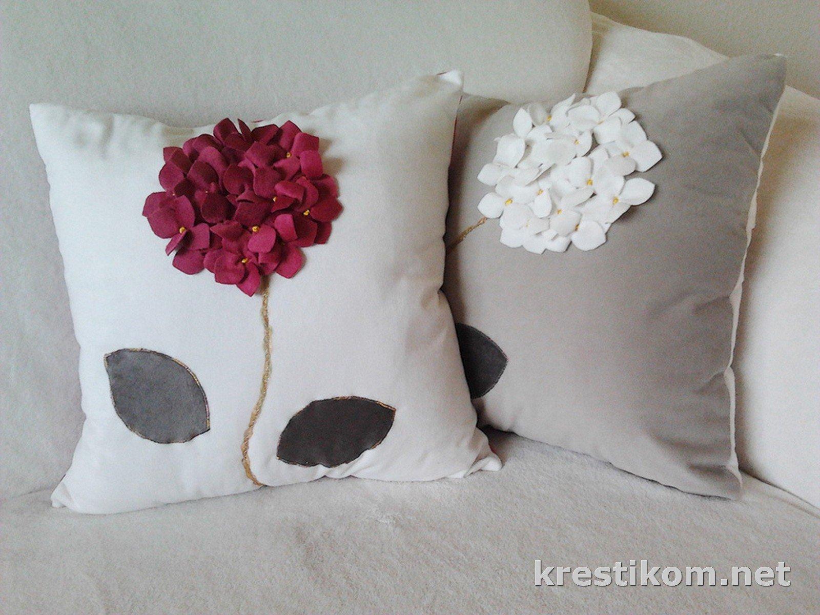 Как сшить наволочку с запахом на подушку 50 на 70 56